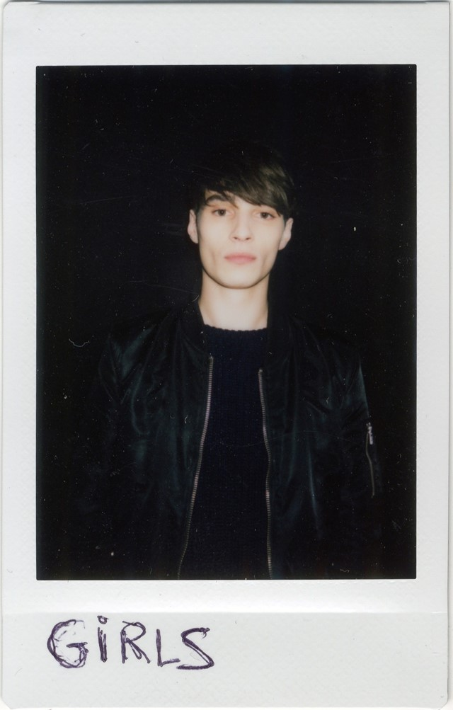 Polaroid obsession: Models