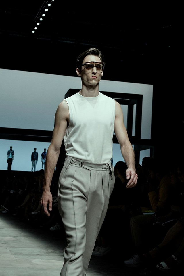 Ermenegildo Zegna SS15 Mens collections, Dazed