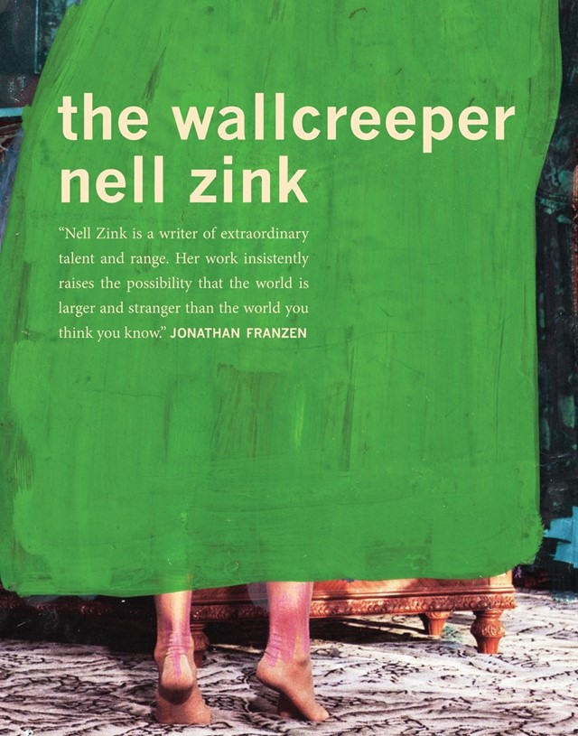the wallcreeper neil zink dorothy