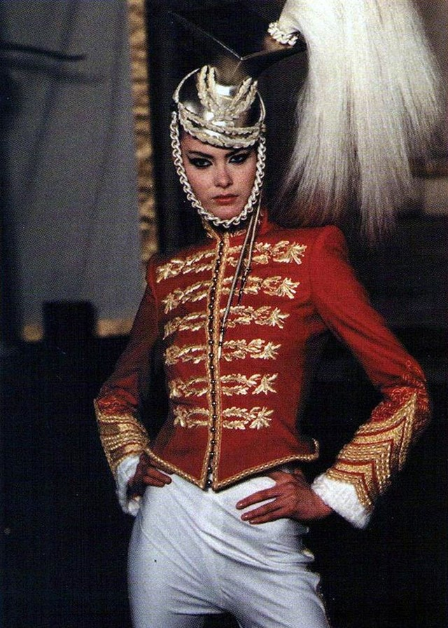 Givenchy Haute Couture, dA-Zed guide to Alexander McQueen