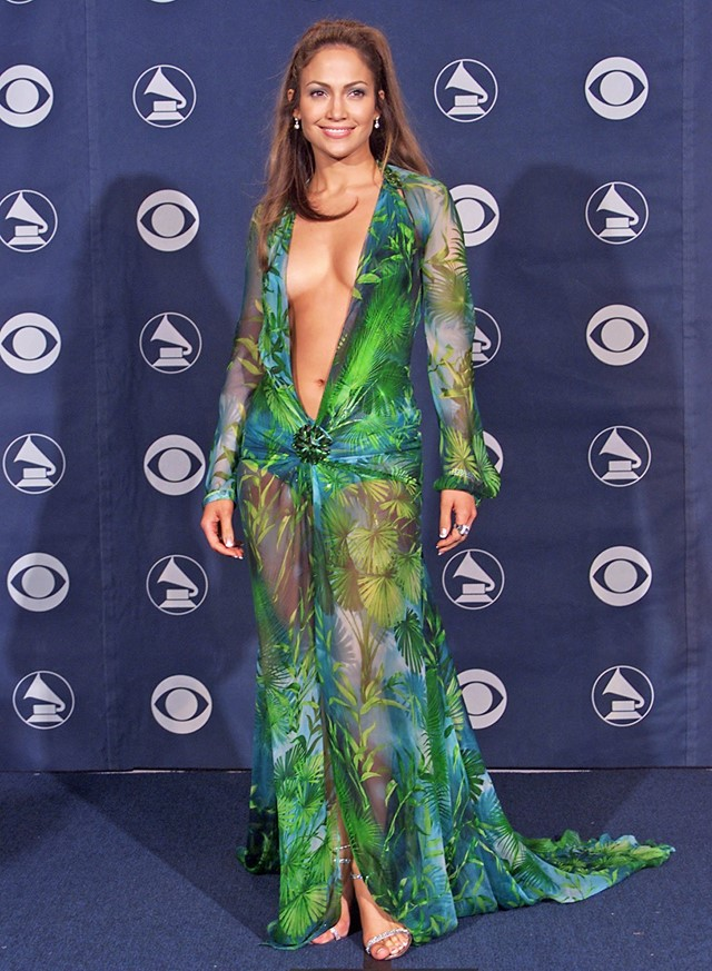 You can thank J-Lo's Versace dress for Google Images | Dazed