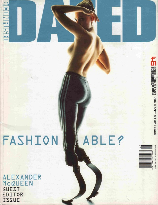 Dazed Fashion-Able issue, Dazed Digital