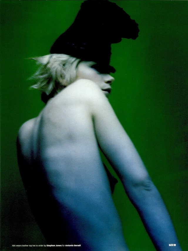 Photography Martina Hoogland Ivanow 1997 Dazed