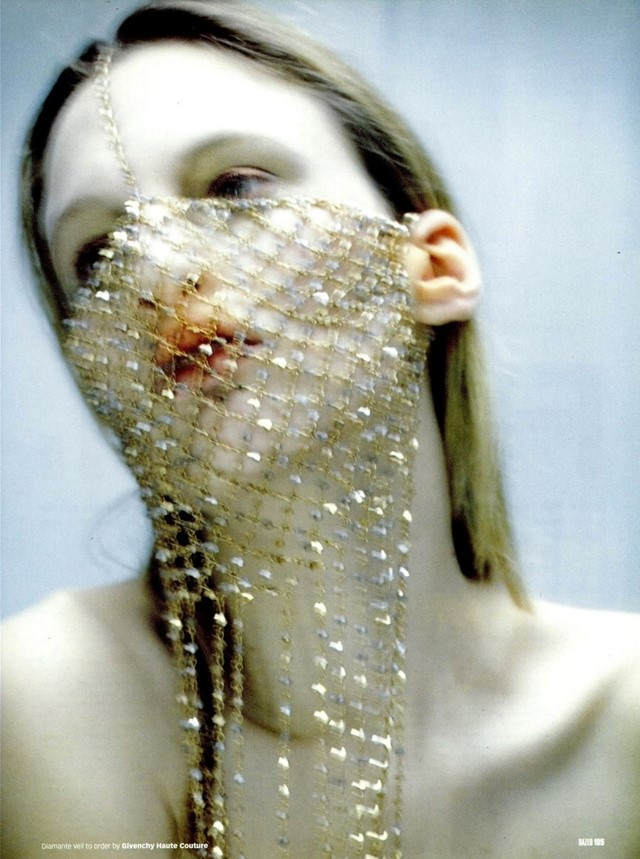 Dazed 1997 issue, Martina Hoogland Ivanow, Alister Mackie