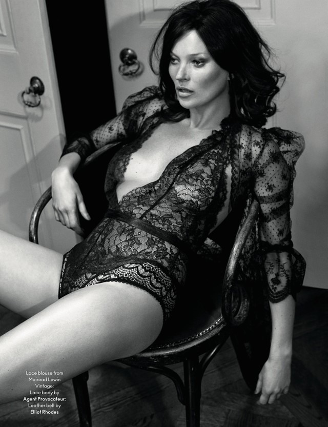 Kate Moss for AnOther Magazine AW14