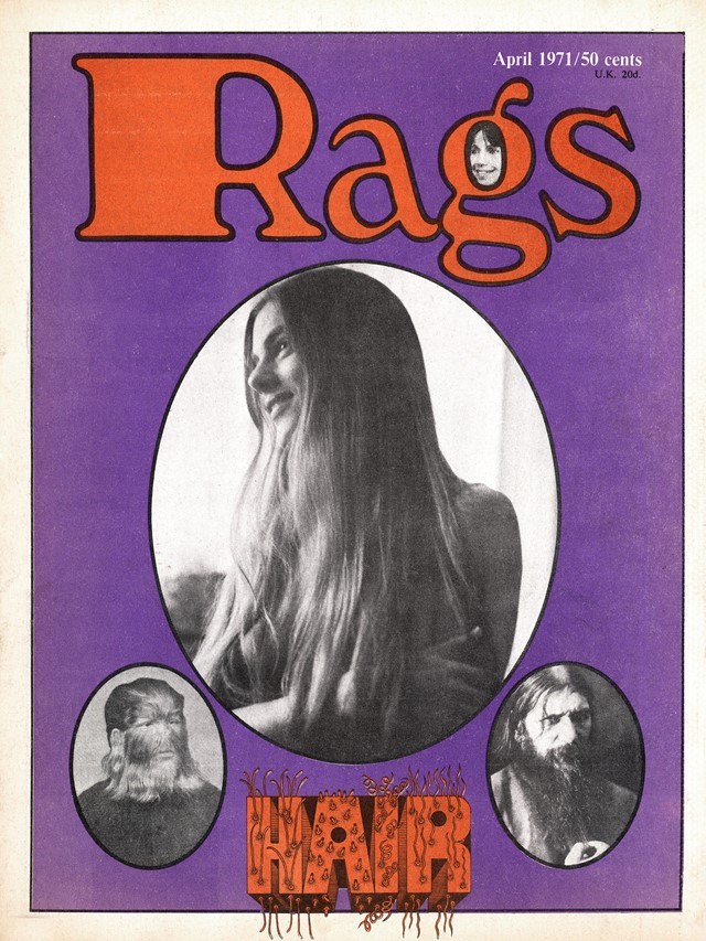 How Rags magazine shaped 70s counterculture
