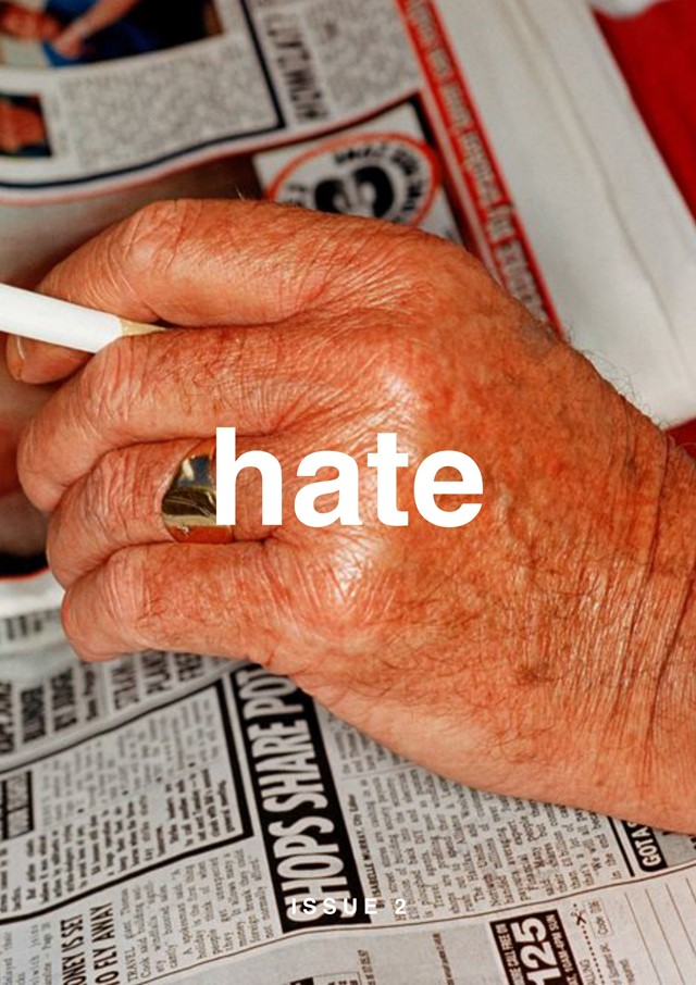 hate issue 2 cover