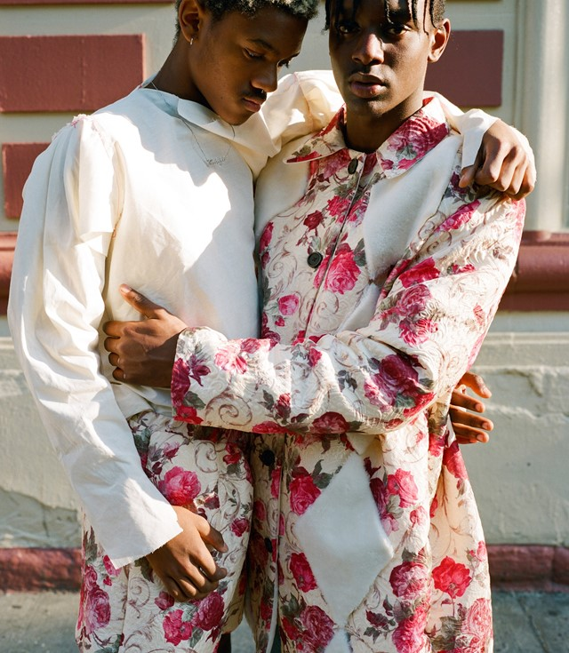 Tyler Mitchell, Dazed Digital shoot