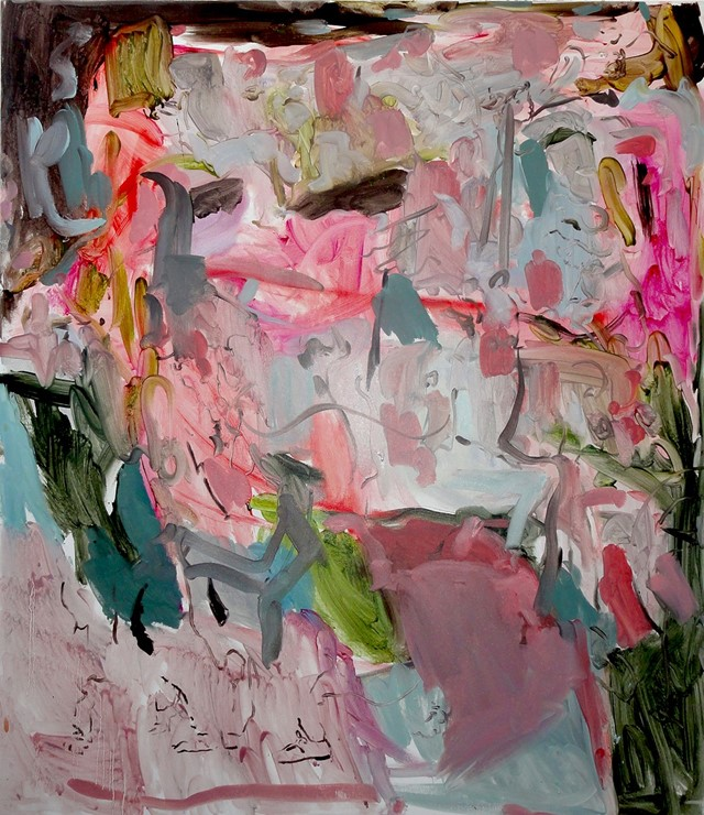 Painter Tomo Campbell on finding beauty in imperfection