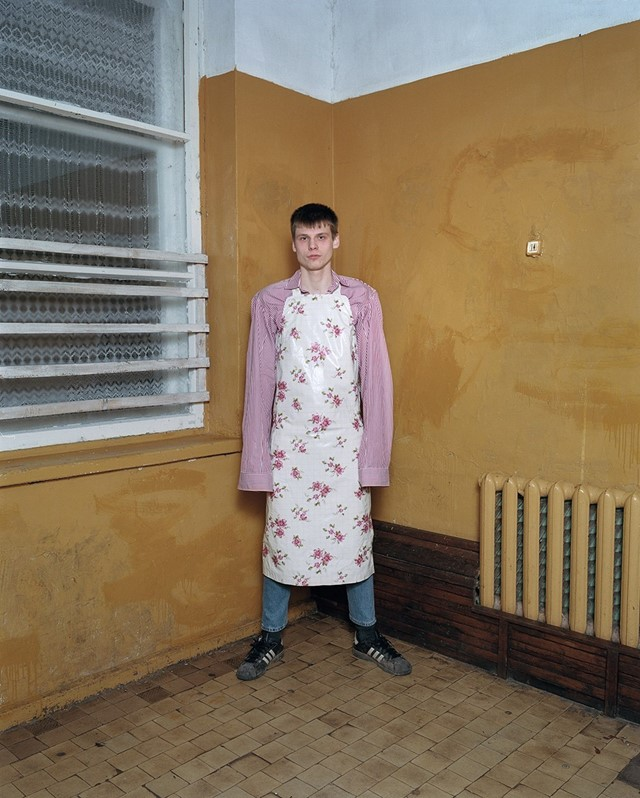 Photography Andrew Miksys, fashion Lotta Volkova