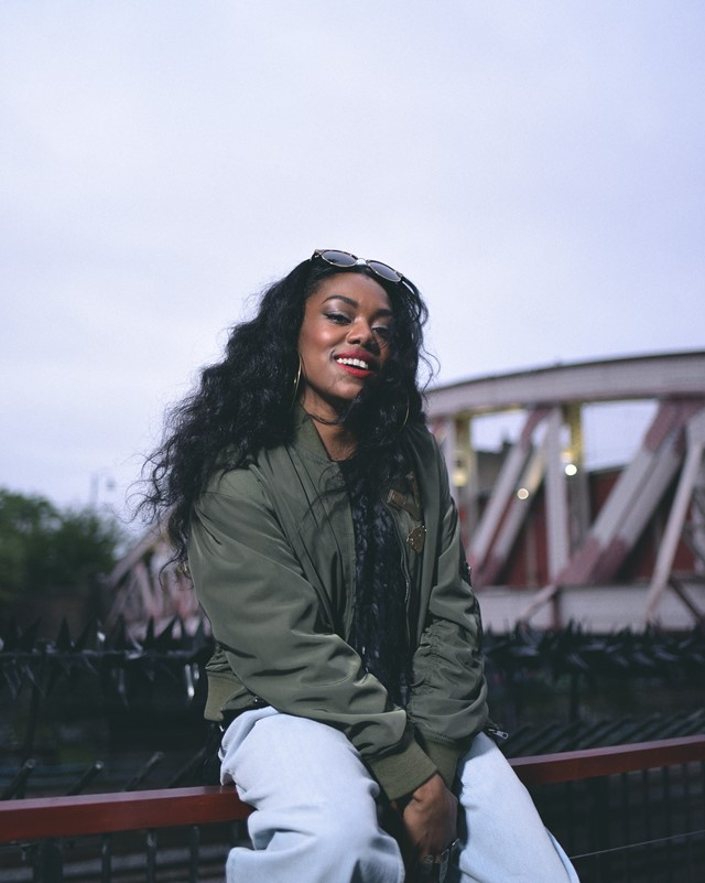 how to know if ray bans are real 3opl  Lady Leshurr 08