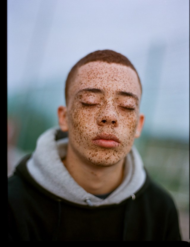 New portraits that reflect the changing face of Britain