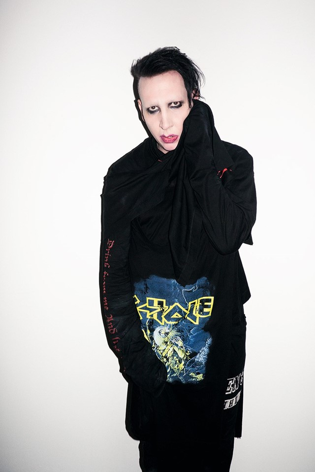 Marilyn Manson – Autumn/Winter 2016