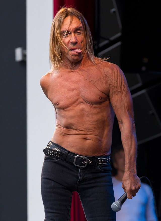 Ten Of Iggy Pop S Most Stylish Moments Dazed