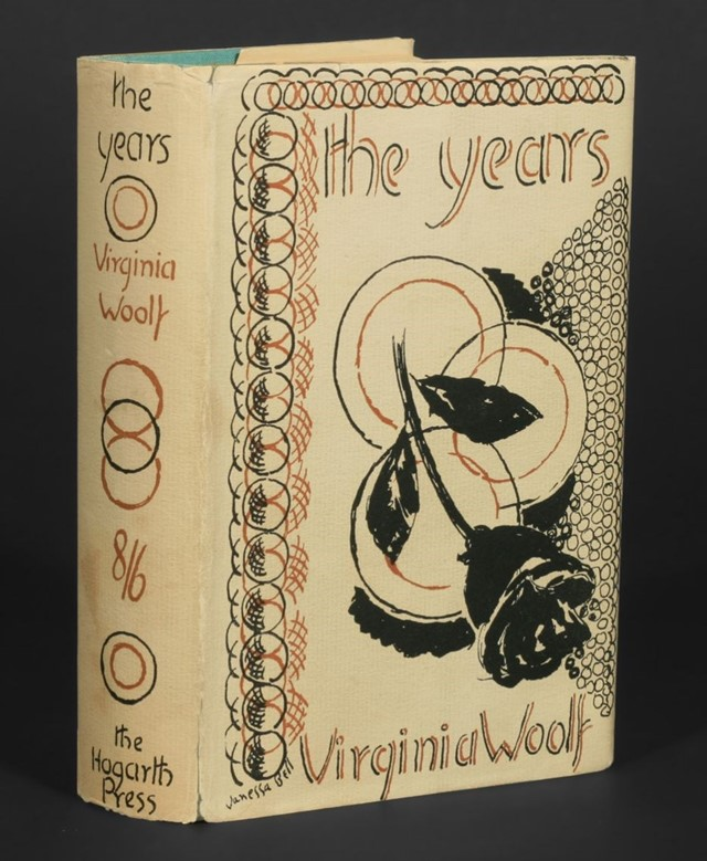Virginia Woolf, The Years