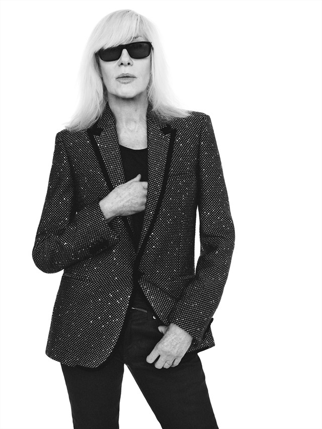 saint laurent aw18 campaign betty catroux david sims