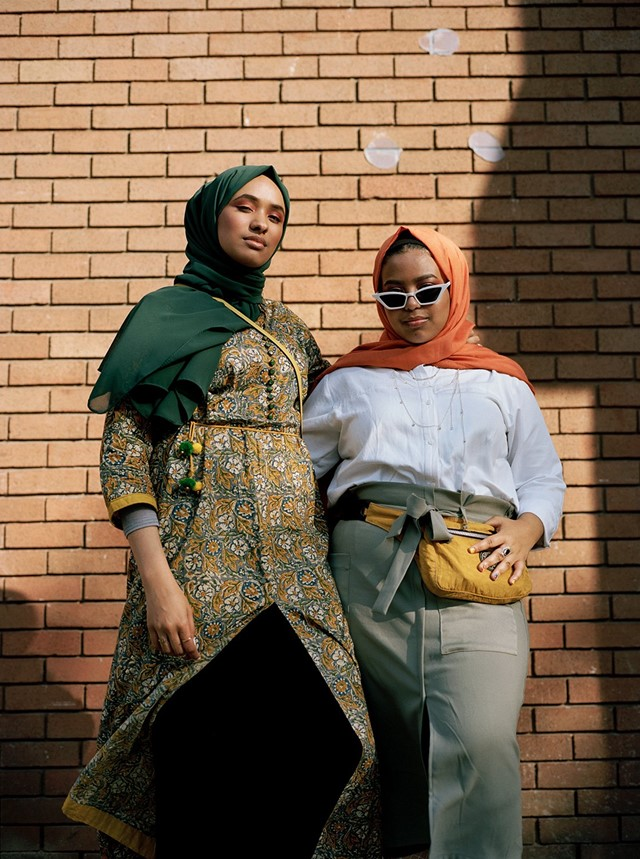islam modest fashion Getty Nina manandhar muslim style