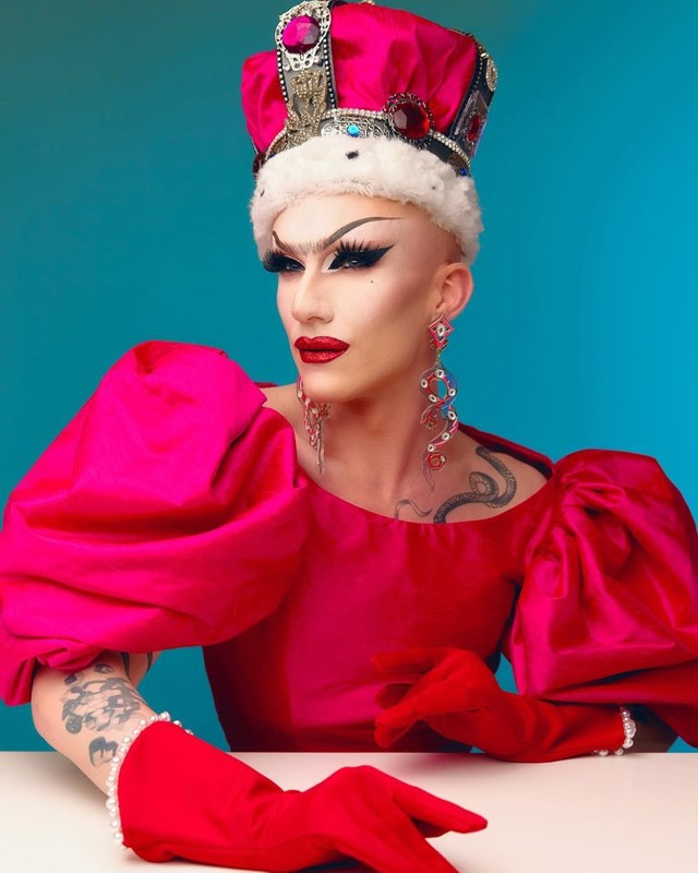 sasha velour rupauls drag race opening ceremony