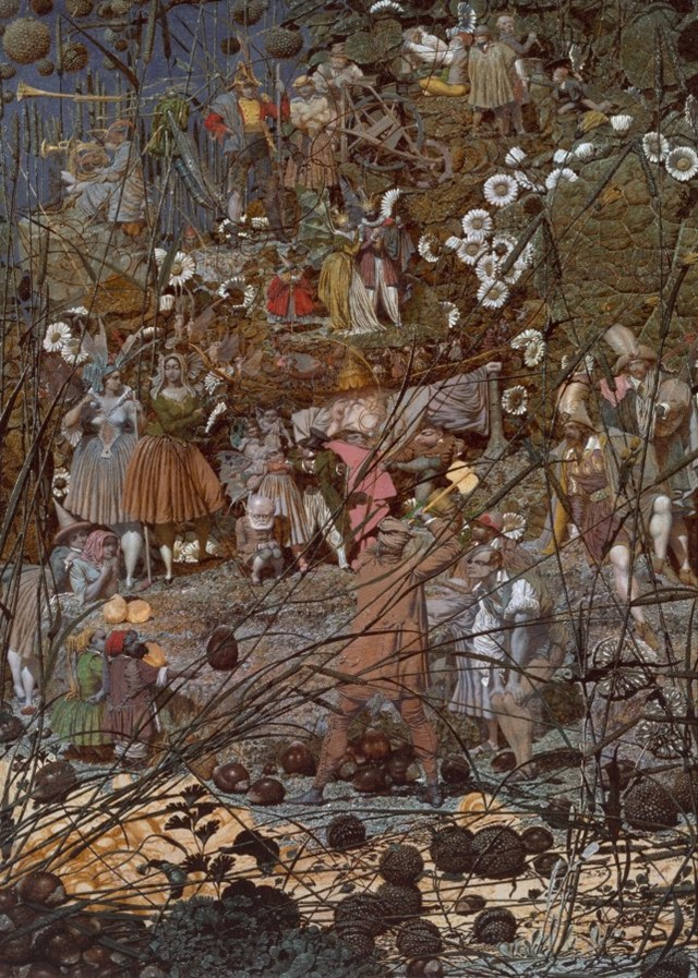 The Fairy Feller's Masterstroke, 1855-64, courtesy