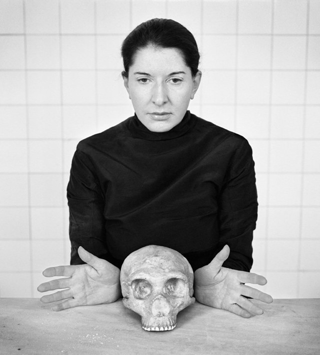 Marina Abramovic 'THE KITCHEN VIII'