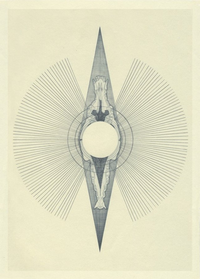 Sköll (Repulsion) II , 2010, Stuart Patience