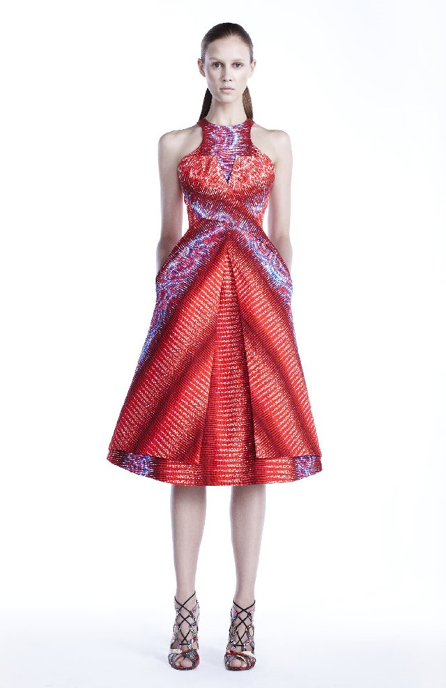 Peter Pilotto Resort S/S12 | Dazed Giorgio Armani