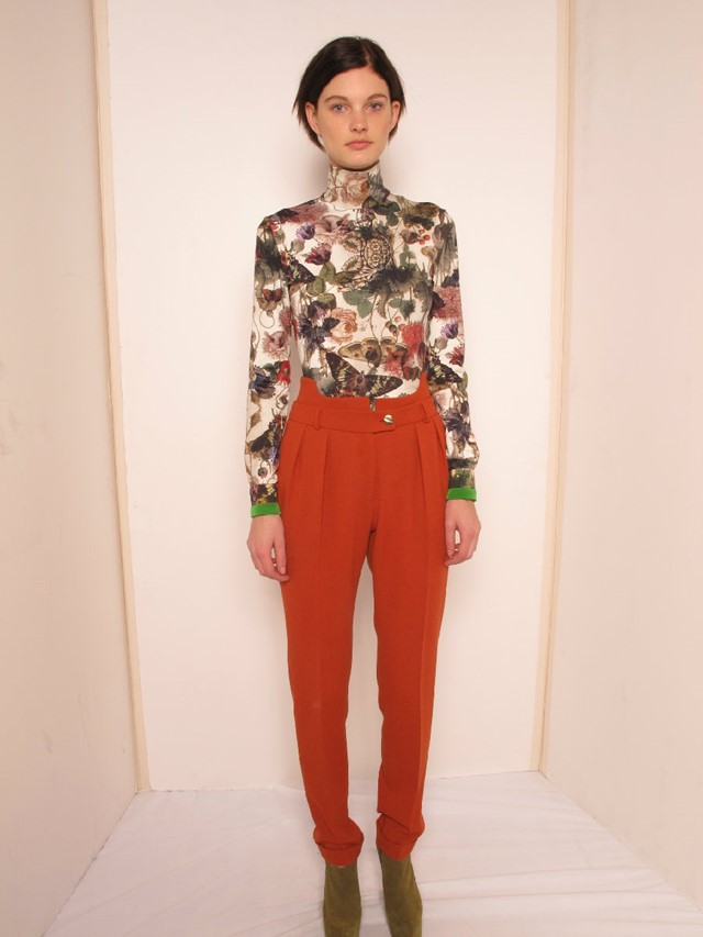 Casting picture for Preen by Noah Shelley