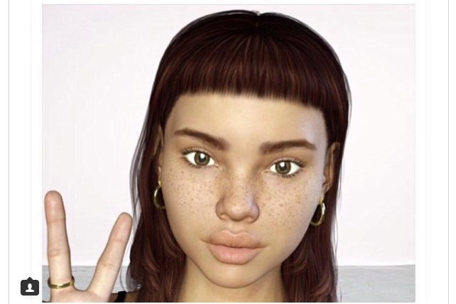 Lilmiquela Is The It Girl Who Lives In Your Phone Dazed