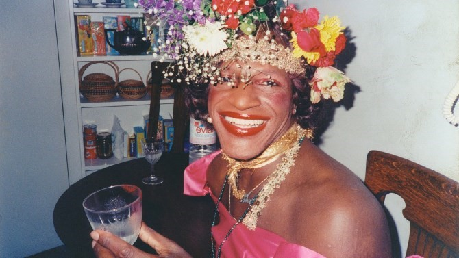 "Still from ""The Death and Life of Marsha P. Johnson"""