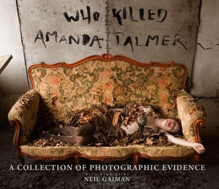 Coffee Book Album: Who Killed Amanda Palmer?