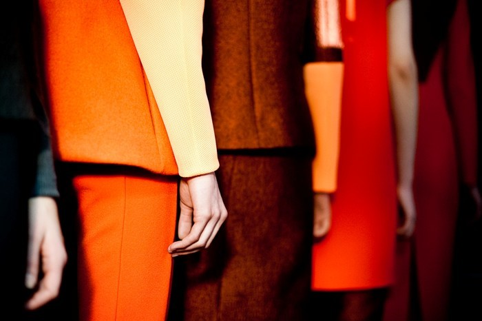 Chalayan Womenswear AW12. Photography Morgan O'Don