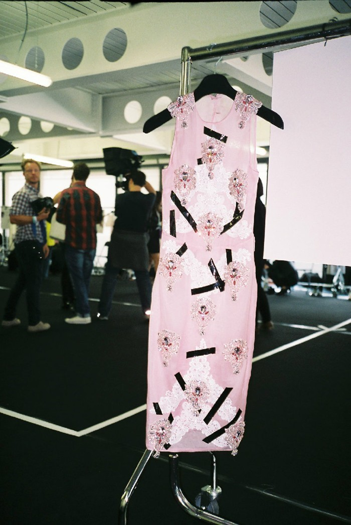 Christopher Kane Womenswear SS13