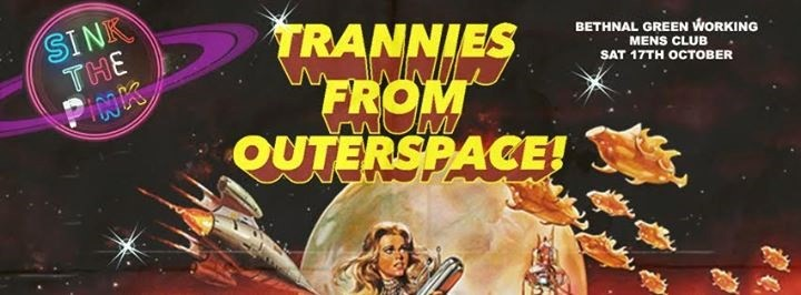 trannies in space
