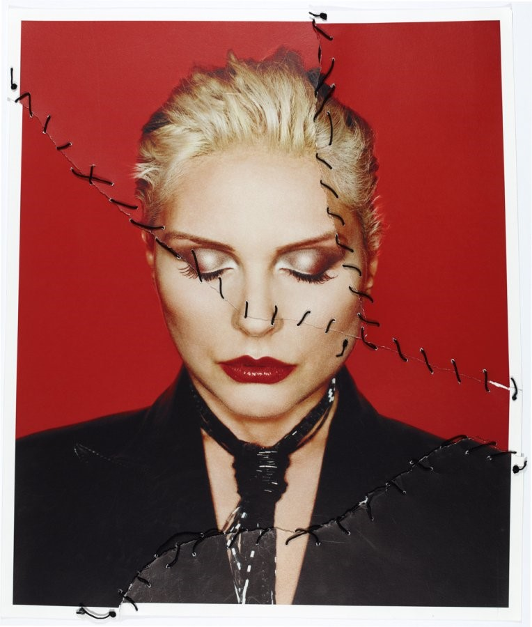Part of 'Destroy 1 - 6' by Debbie Harry
