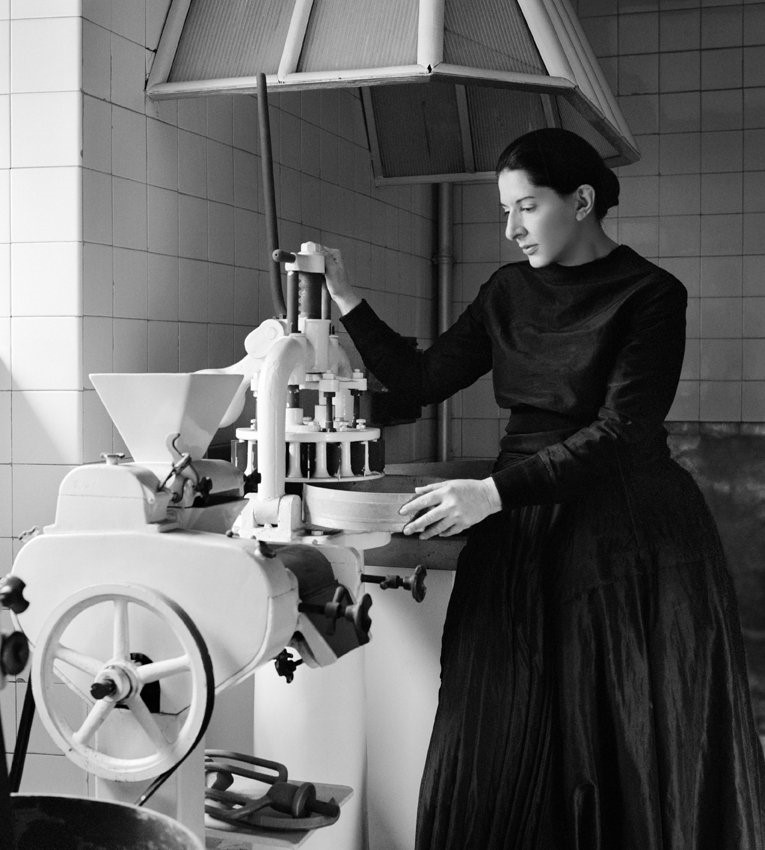 Marina Abramovic 'THE KITCHEN VI'