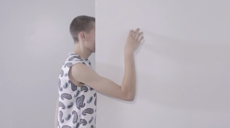 VIDEO 4 J.W.ANDERSON SS12