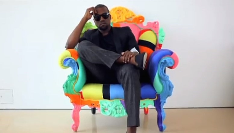 Kanye West really, really wants to design furniture for IKEA