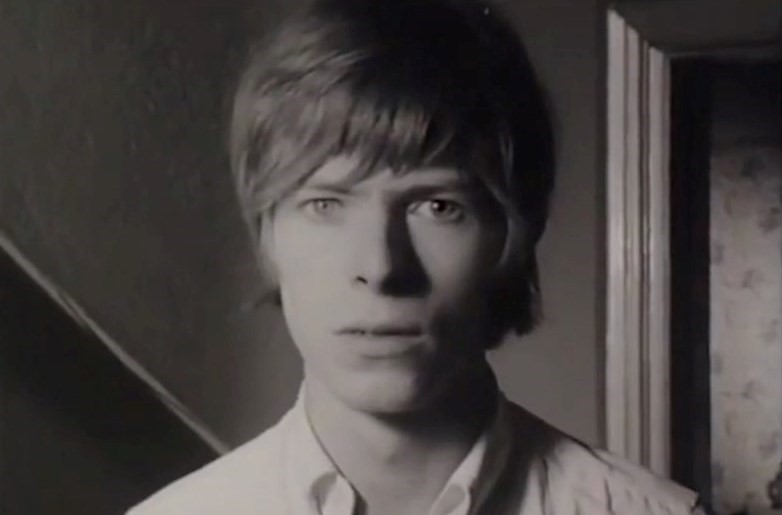 Watch David Bowie's X-rated film debut from 1967