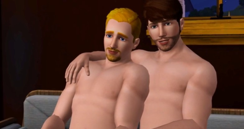 The Sims 3: Animated Woohoo XTube Porn Video