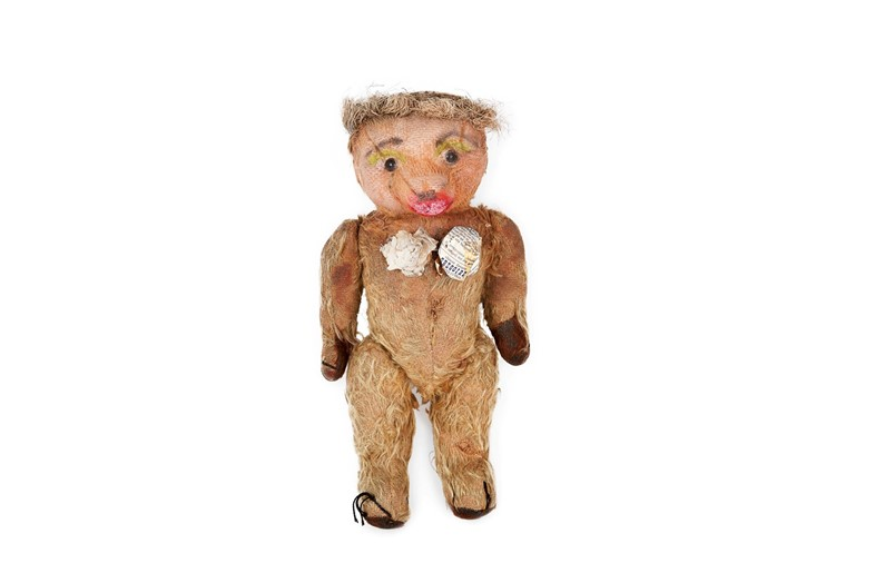 Jean Paul Gaultier's teddy bear
