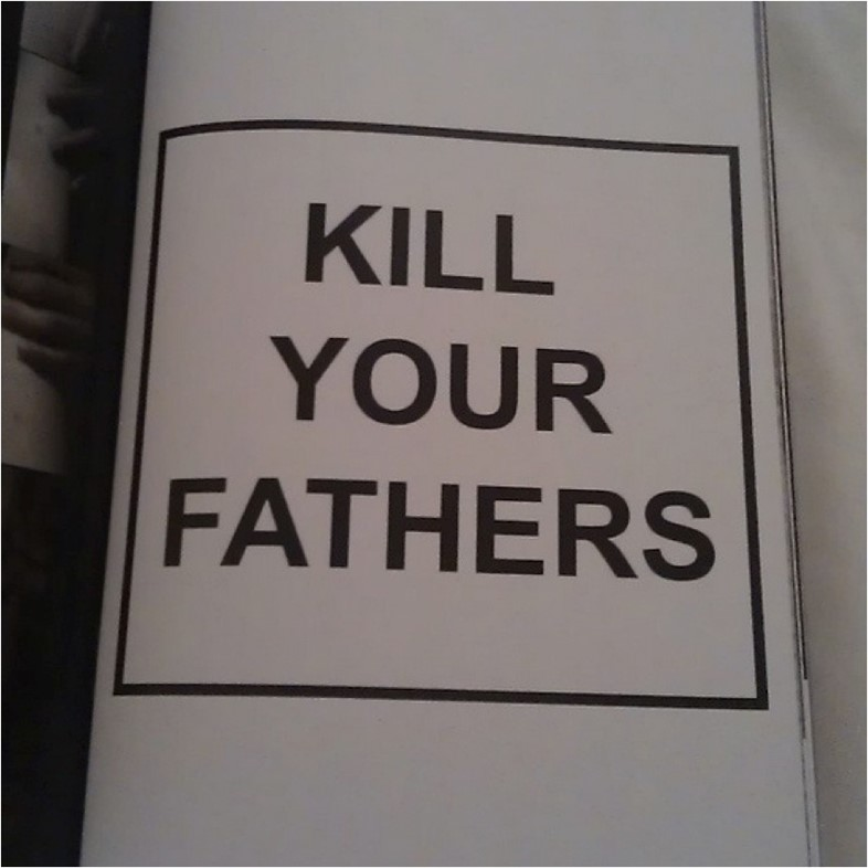 Kill Your Fathers