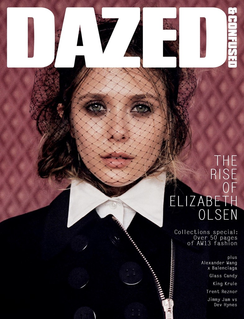 Dazed & Confused September 2013