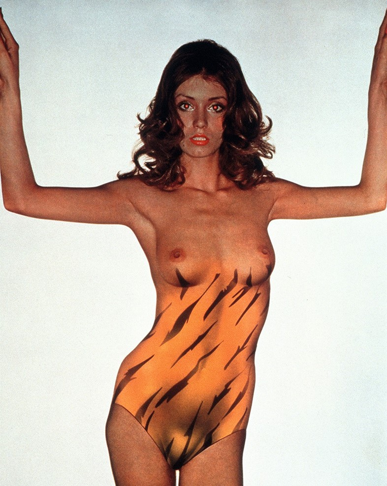 10 Fashion archive: Pirelli Calendar