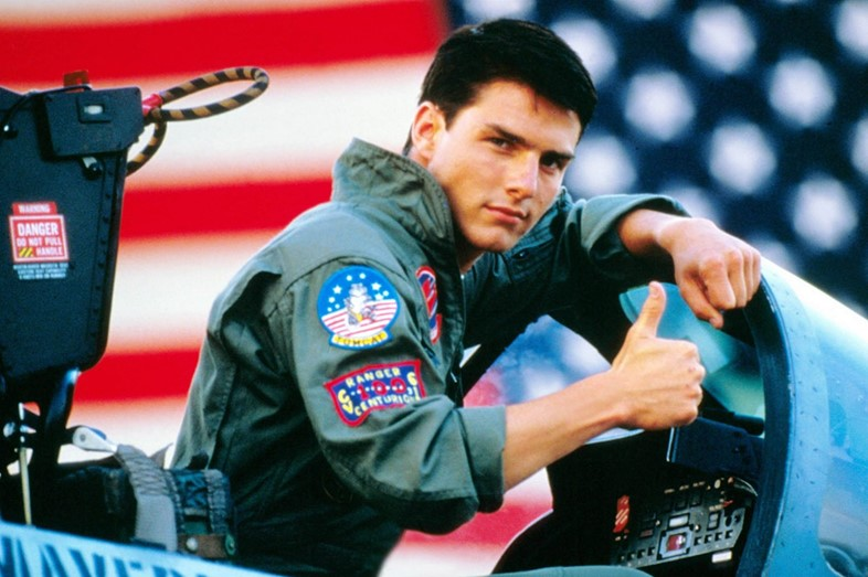 Ebooks - Tom Cruise in Top Gun