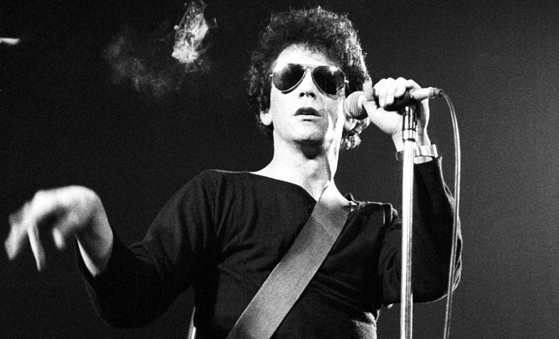 Lou Reed live