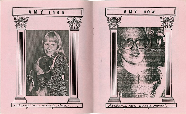 I (heart) Amy Carter