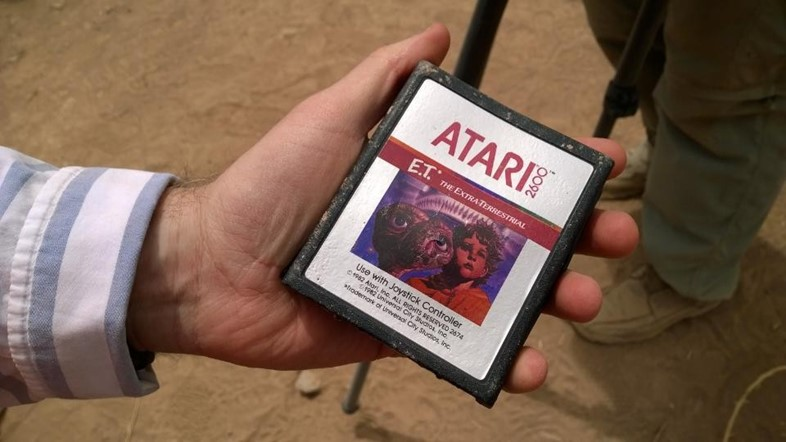first ET cartridge via @majornelson