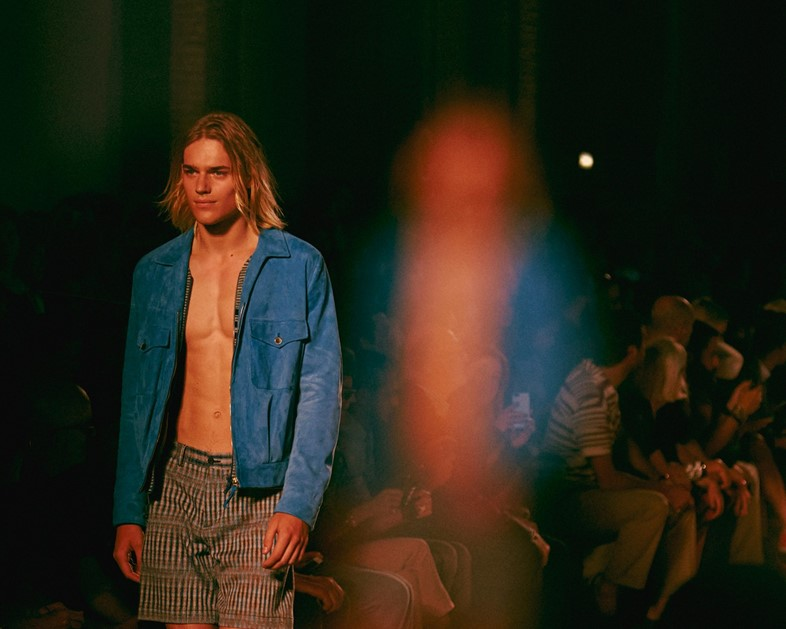 Missoni SS15 Mens collections, Dazed