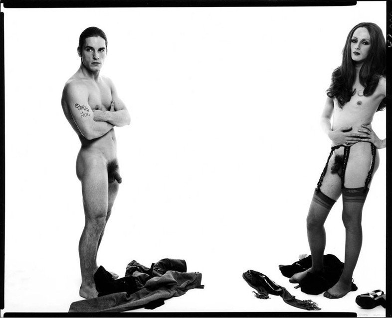 lJoe Dallesandro Candy Darling Richard Avedon in 1969