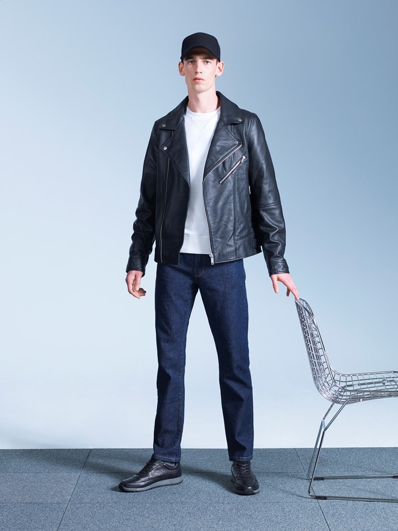 Whistles Menswear AW14 Campaign forecast